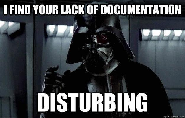 Darth Vader Documentation